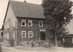Gasthaus um 1911