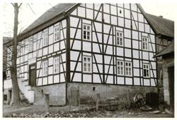 Gasthaus um 1981